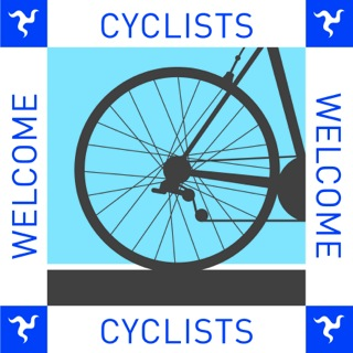 welcome Cyclists logo